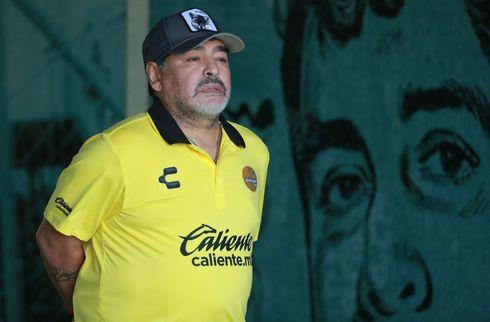 Rasende Maradona: Spillerne er ikke slaver