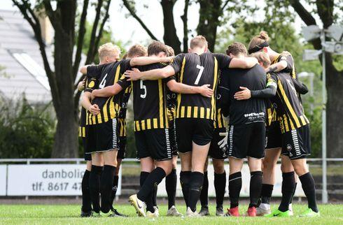 Aarhus F: Playoff mod FCH er mindst urimeligt