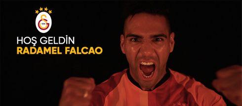 Giftige Falcao sikrede overbevisende sejr