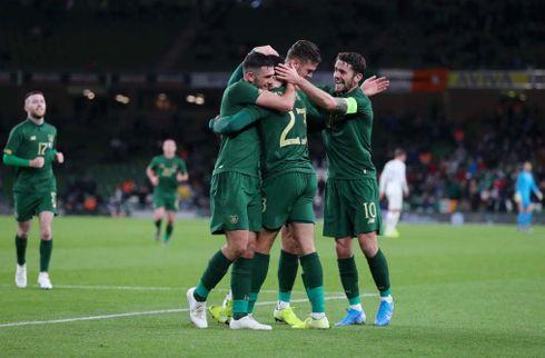 Irland slog New Zealand i generalprøve før DK