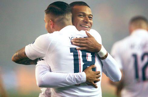 Reims-trio og PSG-stjerner på sæsonens hold