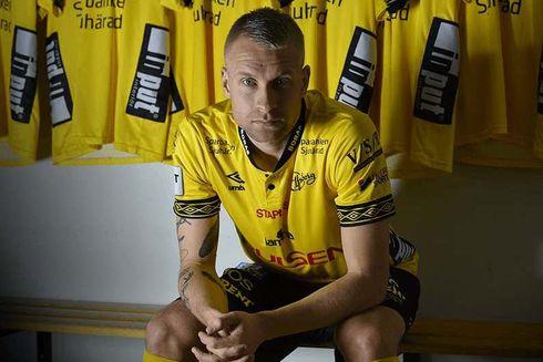 Officielt: Johan Larsson rykker til Elfsborg