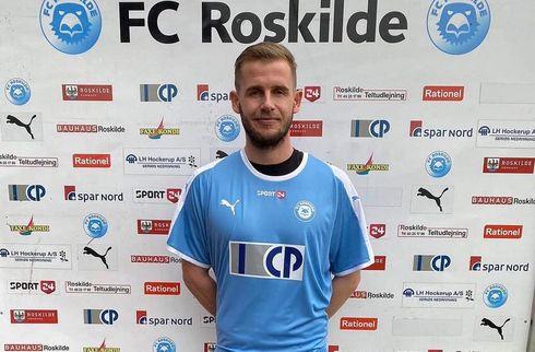 FC Roskilde henter tidligere Superliga-midt