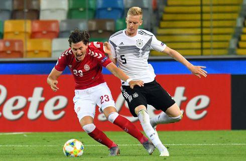 Ambitiøs PSV-tysker: Jeg vil til EM og OL