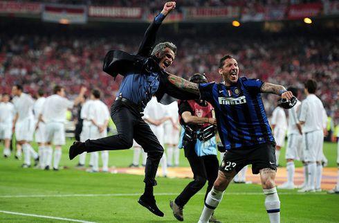 Mourinho: Jeg var uselvisk da Inter vandt CL