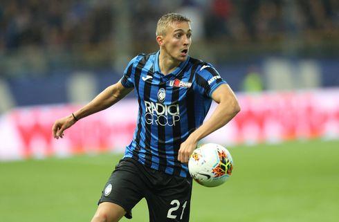 Atalanta-belgier drømmer om Premier League