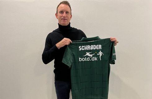René Schrøder er ny chefredaktør for bold.dk