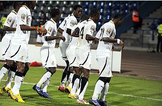 Ghana cruisede videre fra gruppe D