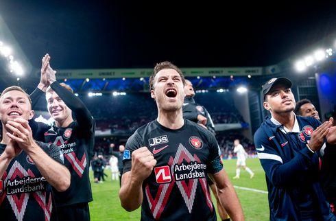 Mandagsbold: FCM vandt fortjent i fesen fest