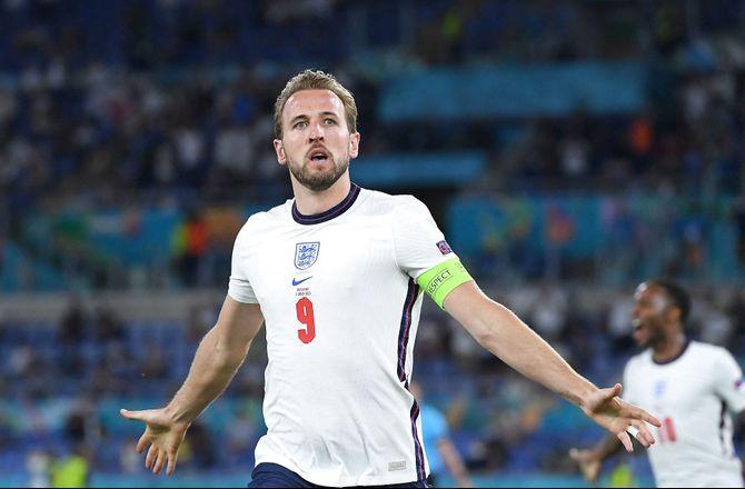 EM -EM-bold: England er favoritter 70-30 mod DK