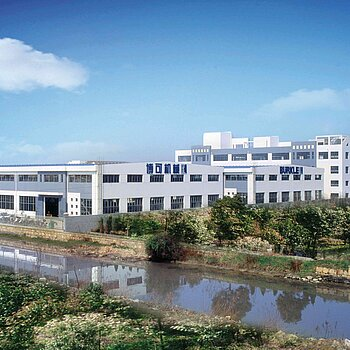 Bürkle Machinery Ltd. Standort in Shanghai