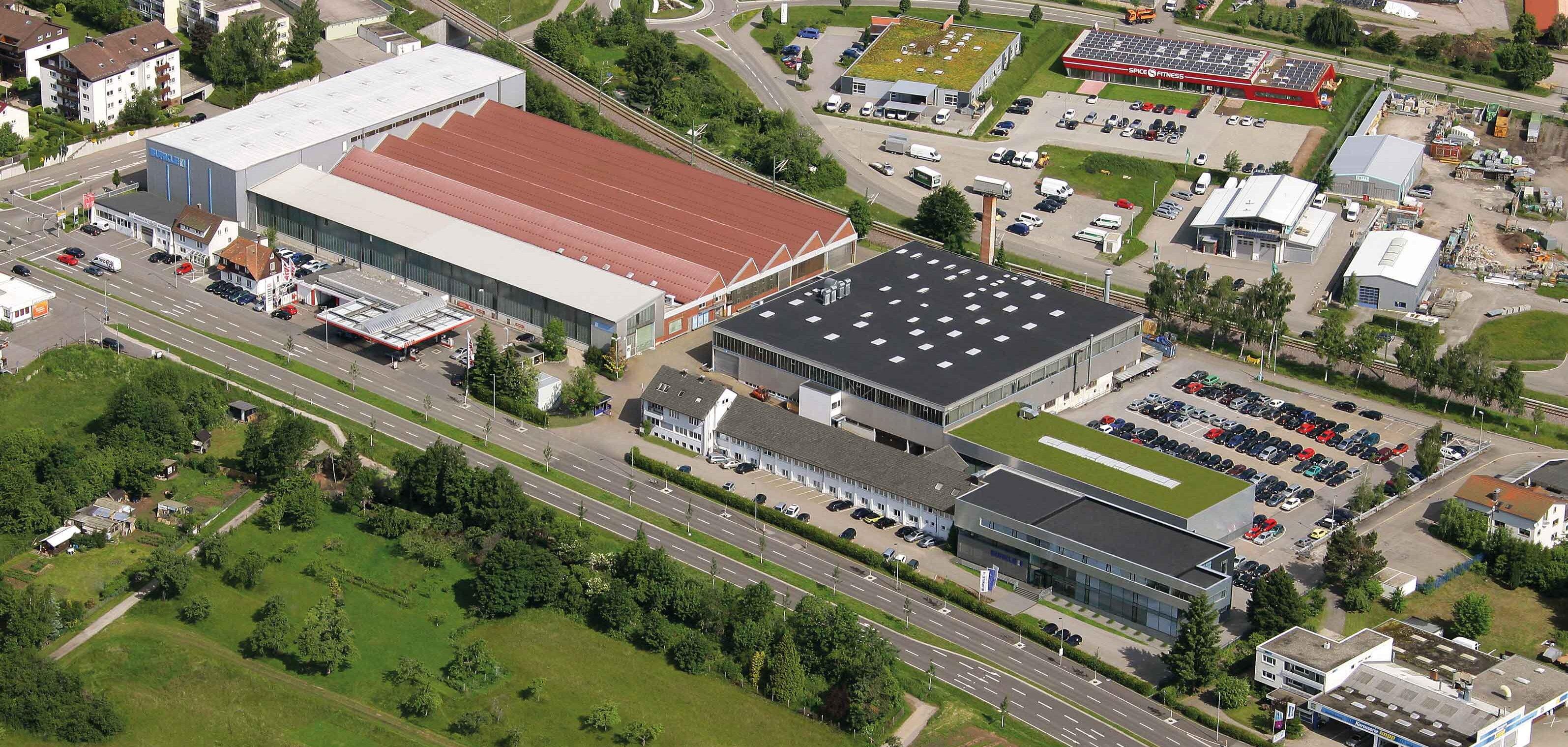 Robert Bürkle GmbH Standort Freudenstadt