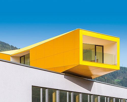 Case in Legno - Casa espositiva Wolf Haus