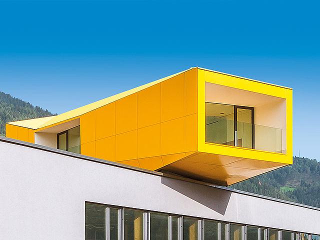 Casa espositiva Wolf Haus