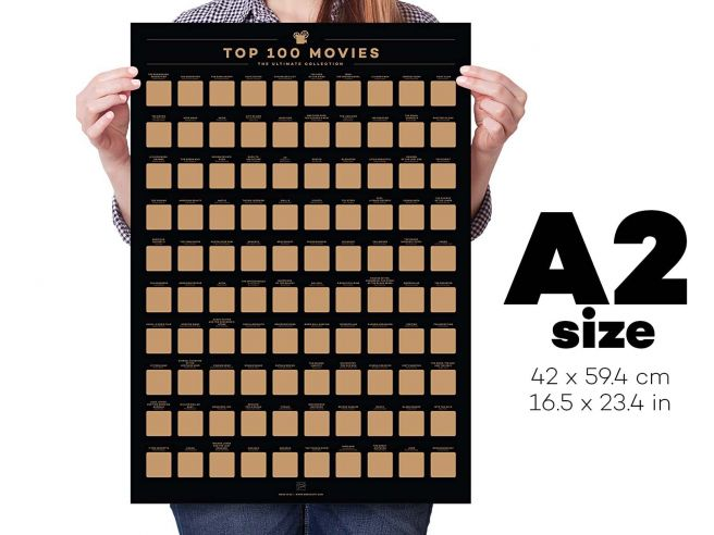 100 Films Kras Poster