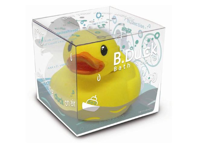 B.Duck Bath Radio