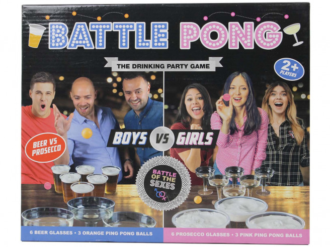 Battle Pong