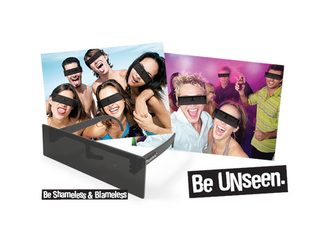 Black Bar Sunglasses