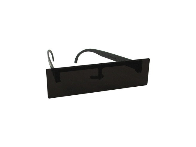 Gag-Brille Black Bar