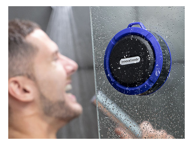 Bluetooth Waterproof Speaker