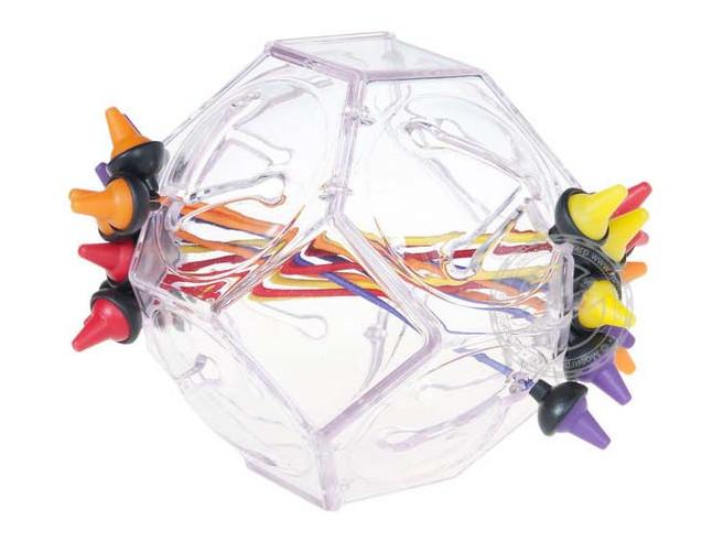 Brain String - Brainteaser