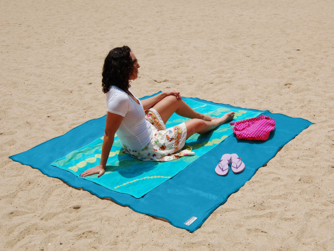 CGear Serviette De Plage Anti-Sable