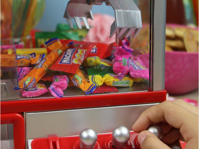 Candy Grabber - Machine à Bonbons