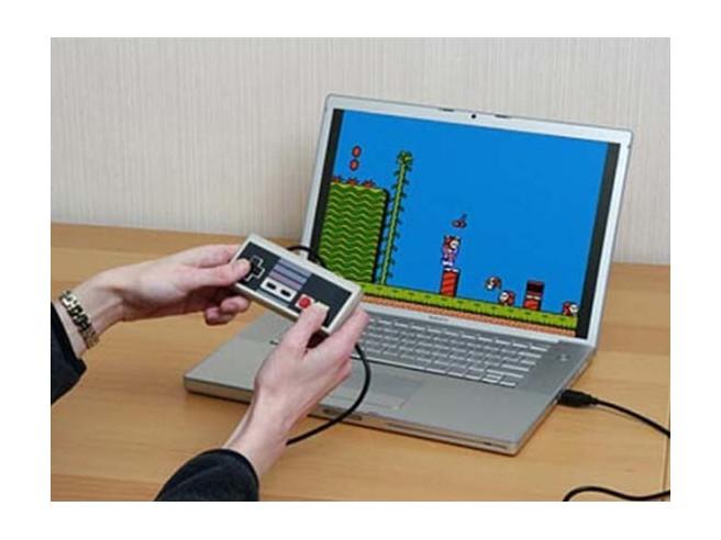 Manette Rétro NES-USB