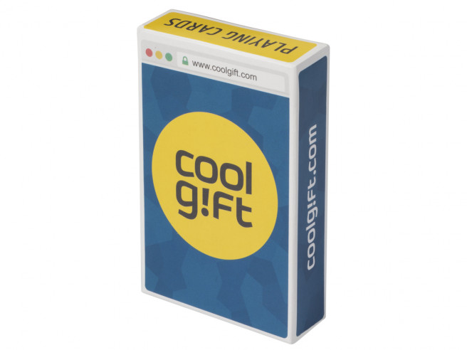 Coolgift Speelkaarten (10 sets)