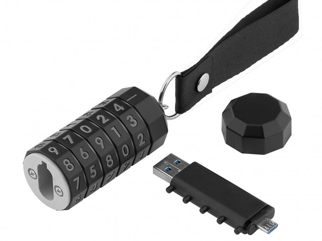 Cryptex USB Stick