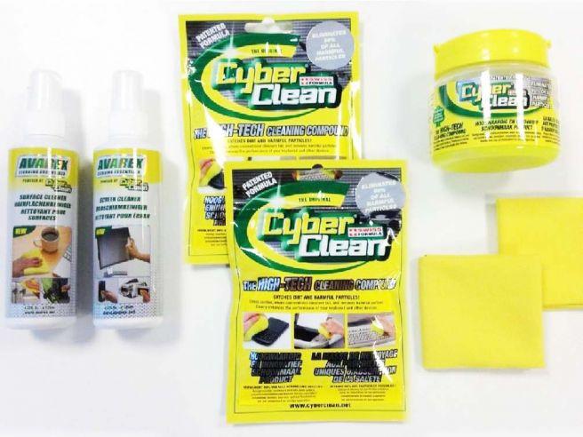 Cyber Clean (305 Gramm)
