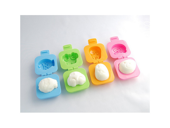 Egg Molders (Set of 6)