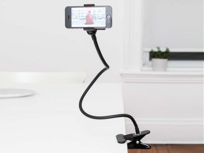 Flexibler Smartphone Halter
