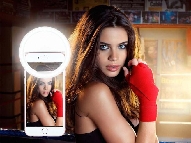 HALO Selfie-Ringlicht
