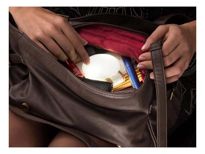 LED Handtaschenlampe