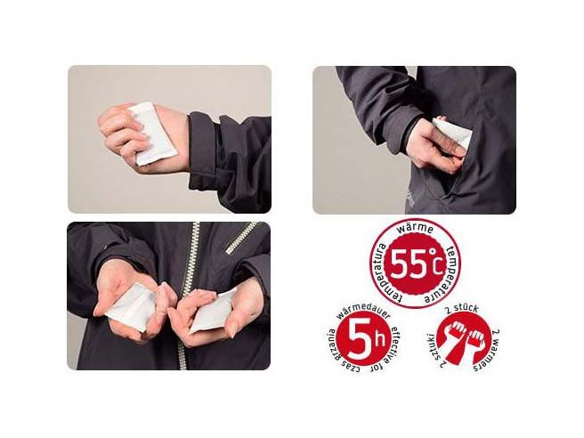 Heat Pack Warmers (10x2 stuks)