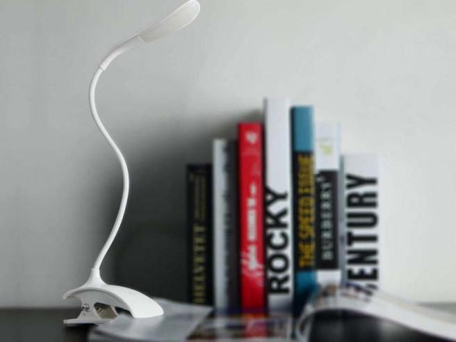 Bücherlicht - USB Leselampe