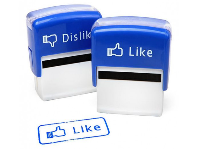 Like & Dislike Stempels