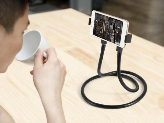 Nek Telefoon  Houder Smartphone Statief