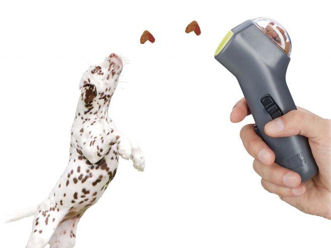 Hondensnack Launcher
