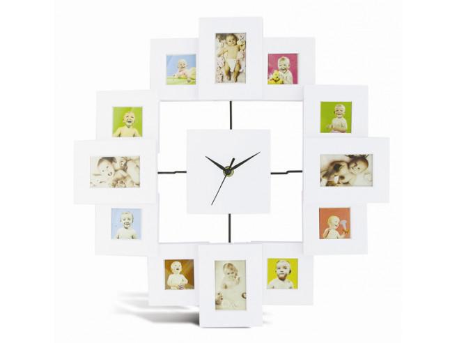 Horloge à Photos