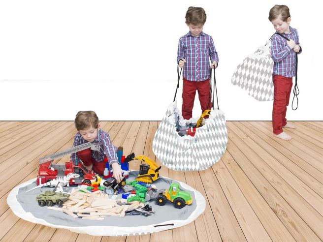 Play Mat and Storage Bag