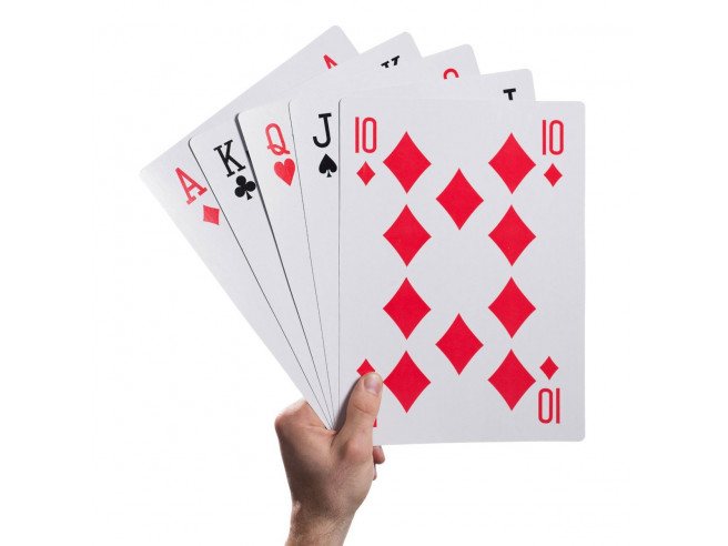 A4 Playing Cards