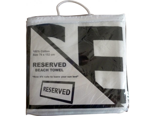 Reserved Towel
