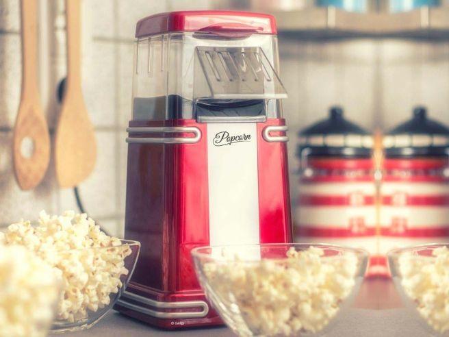 Retro Popcorn Machine