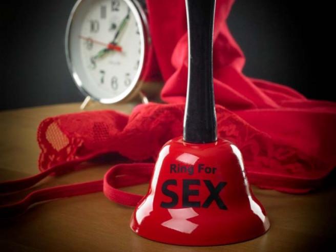 Ring for Sex Bell