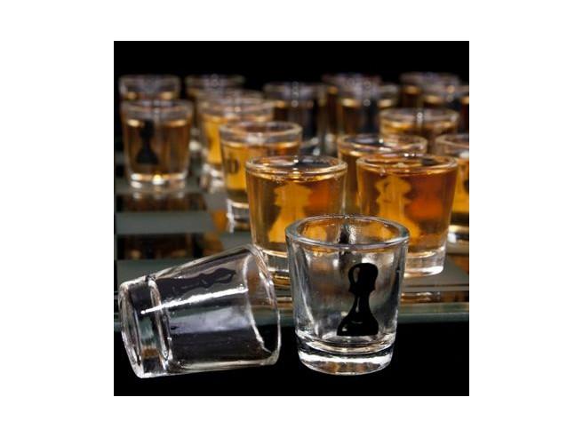 Drinkspel Schaken Shot