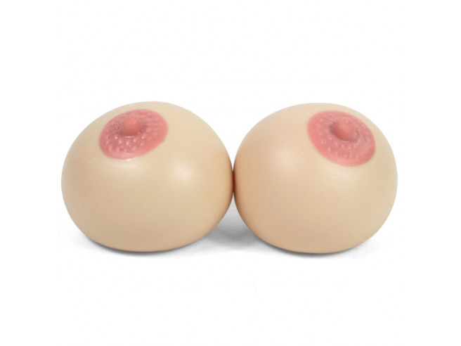 Stress Ball Breasts