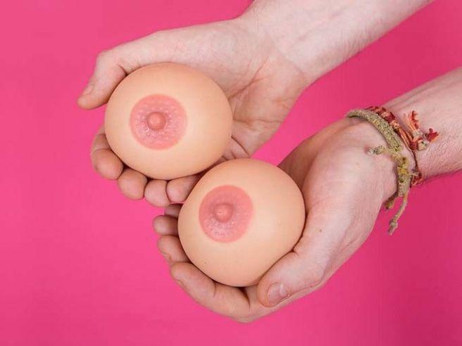 Stress Ball Breasts
