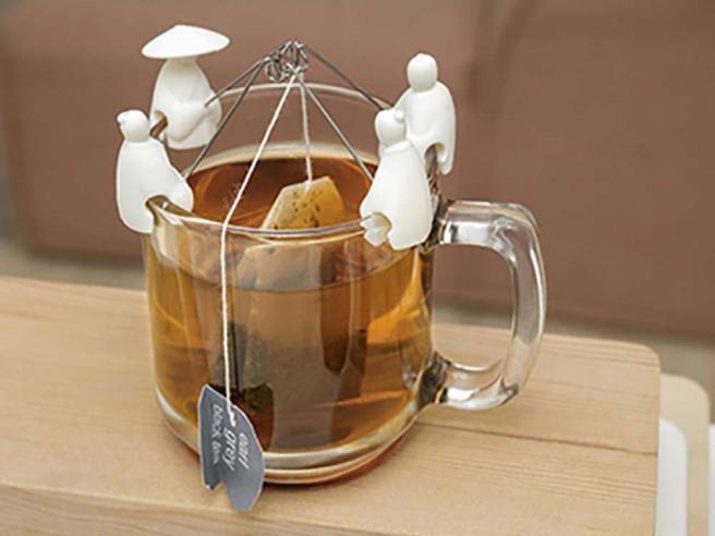 Porte sachets de thé Pêcheurs
